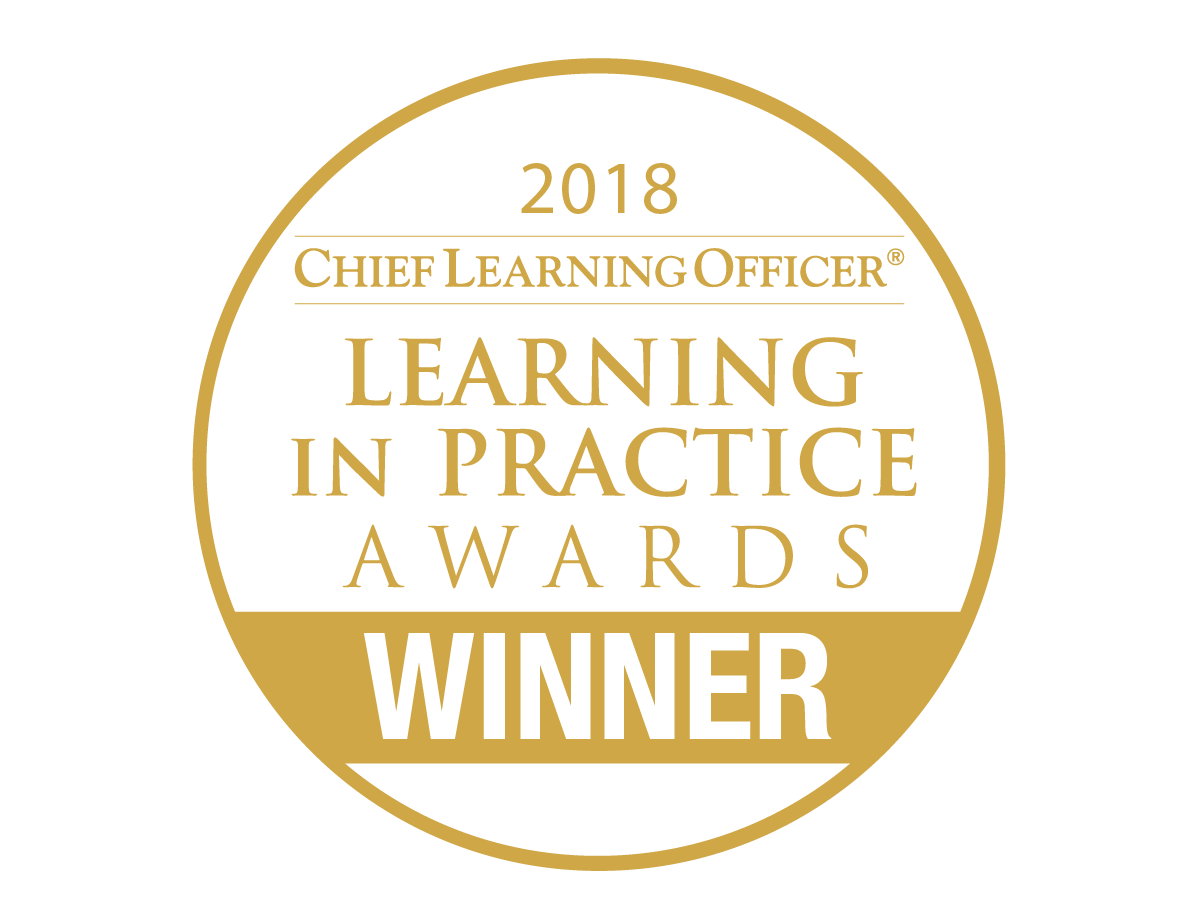 CLO Media, Learning In Practice Gold Award, Excellence In Partnership